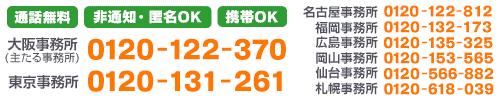借金問題・相続・登記のご相談はこちら